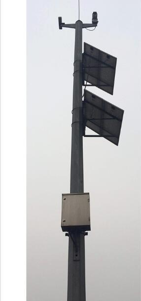 河南标志杆