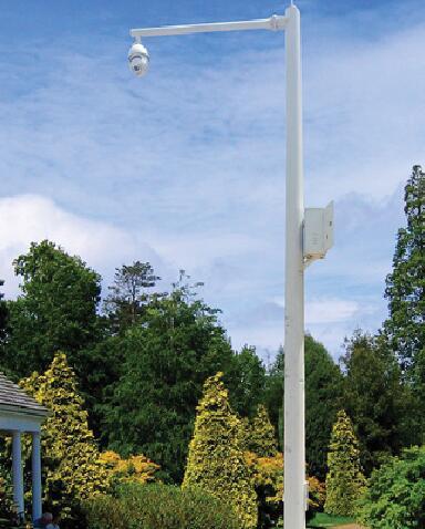 河南电警杆监控设备