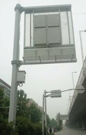 河南交通诱导屏杆