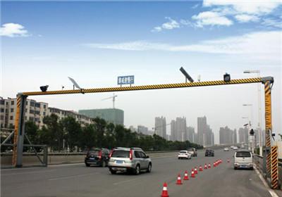 城市智能交通诱导屏