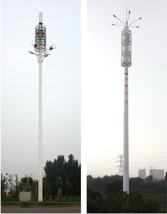 钢结构通信塔