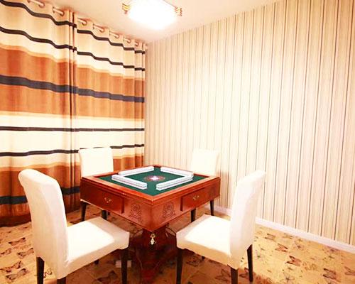 哈尔滨打麻将