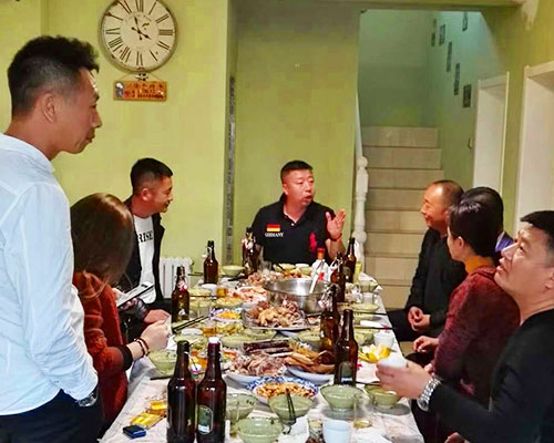 哈尔滨主题别墅聚会