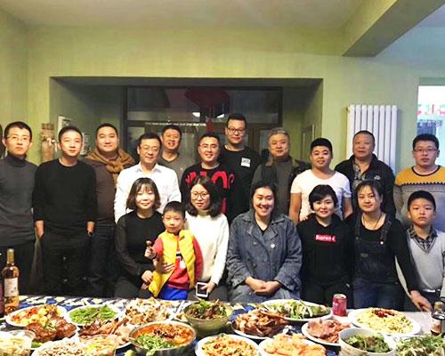 哈尔滨聚餐