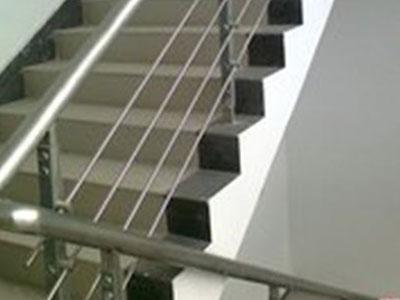 石家庄不锈钢楼梯扶手