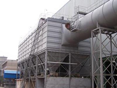 20T生物锅炉除尘器