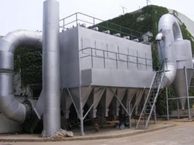 小型生物质锅炉除尘器