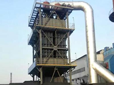 高效环保湿式电除尘器