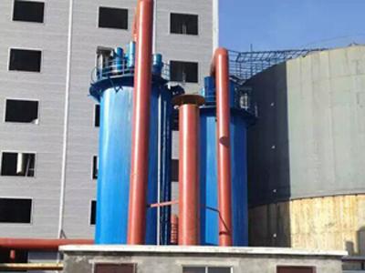 碳素厂蜂窝式电捕焦油器