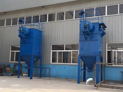 水泥厂专用除尘器