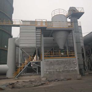 生物锅炉布袋除尘器