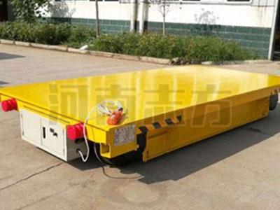 蓄电池供电式电动平车