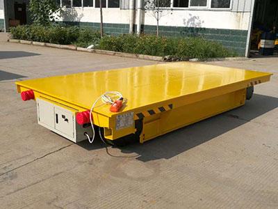 KPX系列蓄电池供电轨道平车