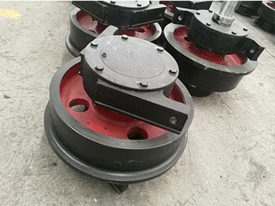 角箱式车轮