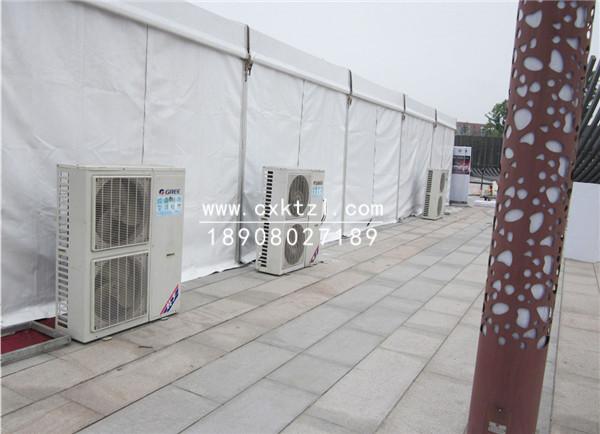 篷房空调租赁公司