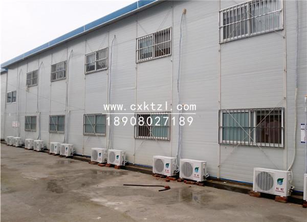 成都板房空调租赁