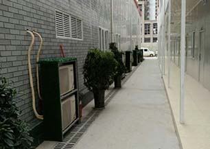 成都板房临时空调出租