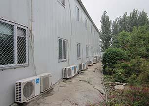 成都板房临时空调出租价格