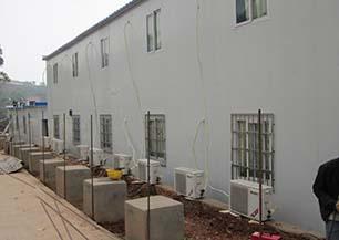 成都板房临时空调租赁价格