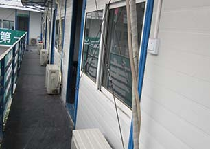 成都板房临时空调租赁优惠
