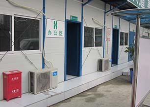 成都板房临时空调租赁厂家