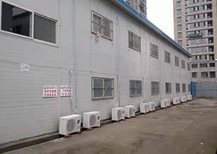 成都板房空调租赁厂家