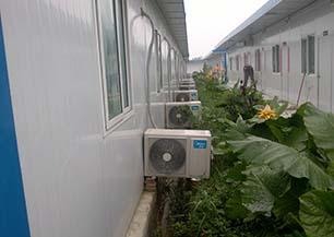 成都板房空调租赁选择