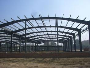 轻钢结构厂房大棚