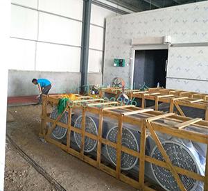 徐州冷库安装工程