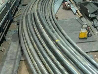 钢管弯弧形