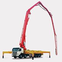机电法水泥泵车