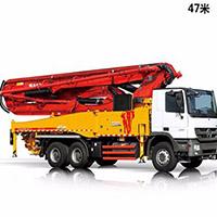 贵阳47米水泥泵车