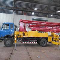 26米水泥泵车贩卖