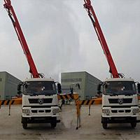 贵阳31米水泥泵车