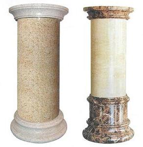 贵州人造石圆柱