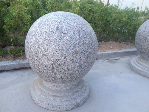 贵州花岗岩石球
