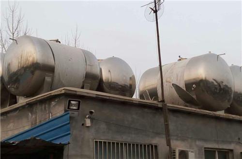 四川不锈钢储罐厂家