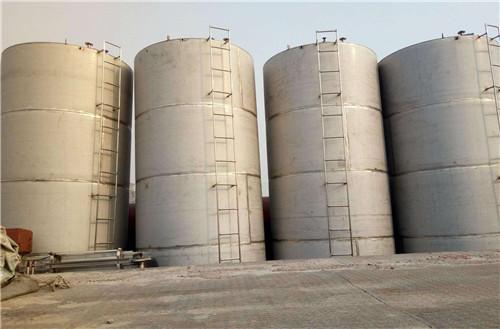 不锈钢储罐生产加工