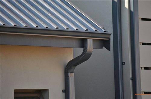 天沟安装工程