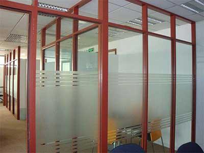 百叶玻璃隔断厂家