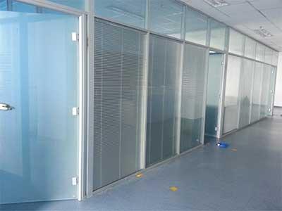 玻璃隔断墙厂