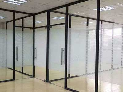 邢台室内玻璃隔断墙
