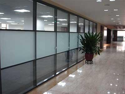 不锈钢玻璃隔断厂家