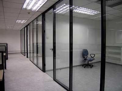 双层玻璃隔断厂家