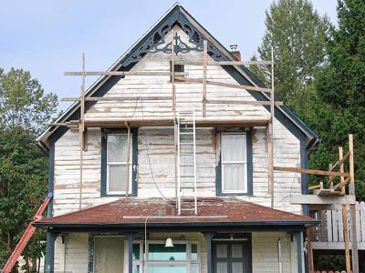 石家庄房屋修复