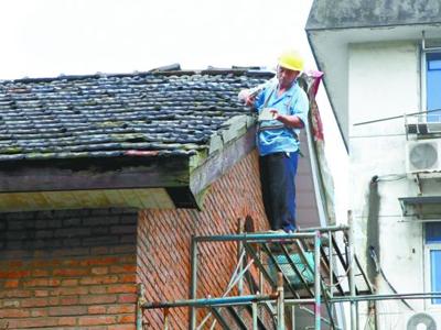 藁城石家庄房屋修缮