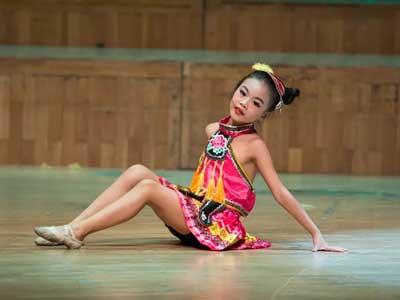少兒舞蹈培訓