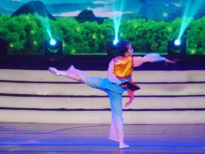 石家莊舞蹈培訓機構