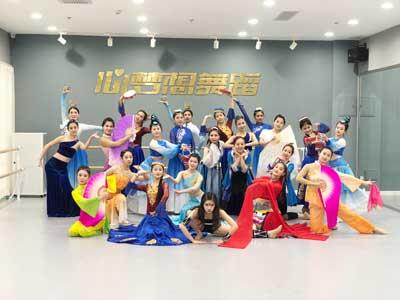 石家莊舞蹈培訓