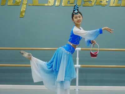舞蹈考前培訓班
